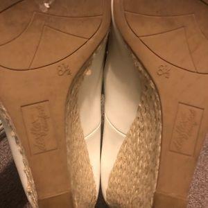 dexflex comfort Shoes - Wedge open toe heel